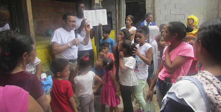 Amas realiza evento que marca a vida de crianças e adultos